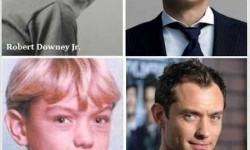 Ilyenek voltak a filmsztárok gyerekkorukban