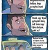 A szórakozott taxis
