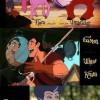 Harry Potter Disney szereplőkkel