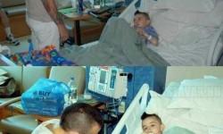 Egy végzetesen beteg kisfiú utolsó kívánsága