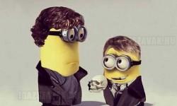 Sherlock Minion