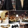 Batman esküvői ruhaszett