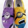 Fantasztikus minion cipők