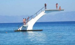 Minden strandon el tudnék egy ilyet képzelni
