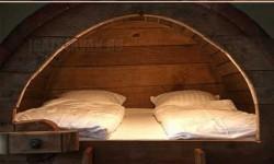 Sörös hordó ágy