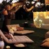 Egy tökéletes hely az esti mozizáshoz