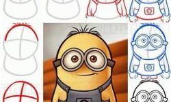 Így rajzolj tökéletes miniont