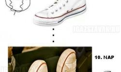 Csak a Converse…