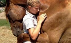 Fantasztikus kapcsolat ember és állat között