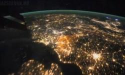 Ahogy az űrhajósok látják a Földet