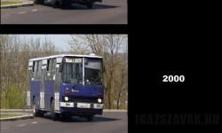 Tömegközlekedés fejlődése