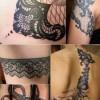 Csipke tetoválások csajoknak!