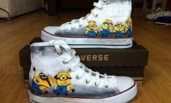 Egy igazán menő Minion cipő
