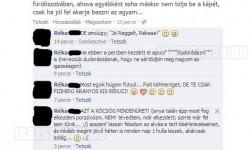 Családi tisztelet, avagy Facebook 2013