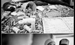 Felesége rákos lett – a férj fényképekkel dokumentálta a küzdelmet