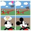 Mickey egér szomorú története