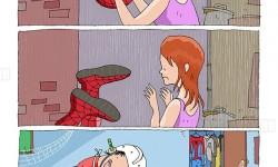 Pókember, egy másik befejezés