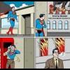 Superman se szereti…