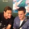 Szóval a haverom találkozott Jim Carrey-vel…