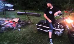 Gyújts tüzet Harley-Davidsonnal!!