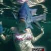 A feleségem kérte, hogy csináljak róla egy dögös fotót a víz alatt