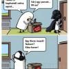 Az eredeti Vader jelmez
