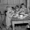Egy szívszorító karácsonyi fotó 1930-ból