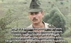 Karádi őrmester emlékezetes nyelvfordulata