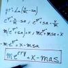 Így kíván egy kocka boldog karácsonyt!