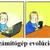 A számítógép evolúciója