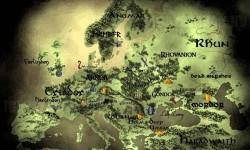 Európa mint Középfölde