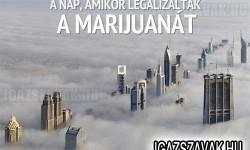 Amikor legalizálták a marijuanát