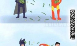 Batman Vs. Vasember
