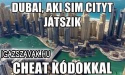 Dubai…