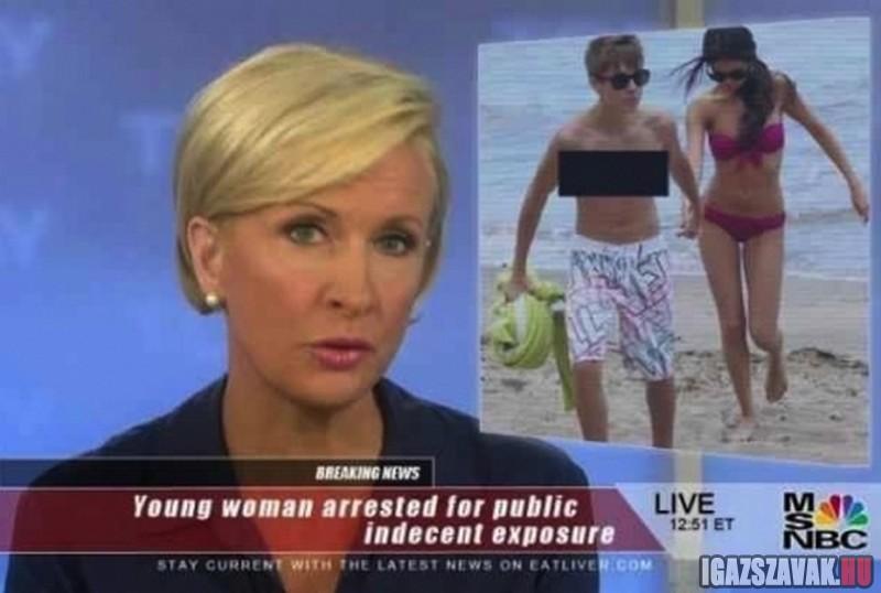 Bieber és Selena cenzurázott fotója