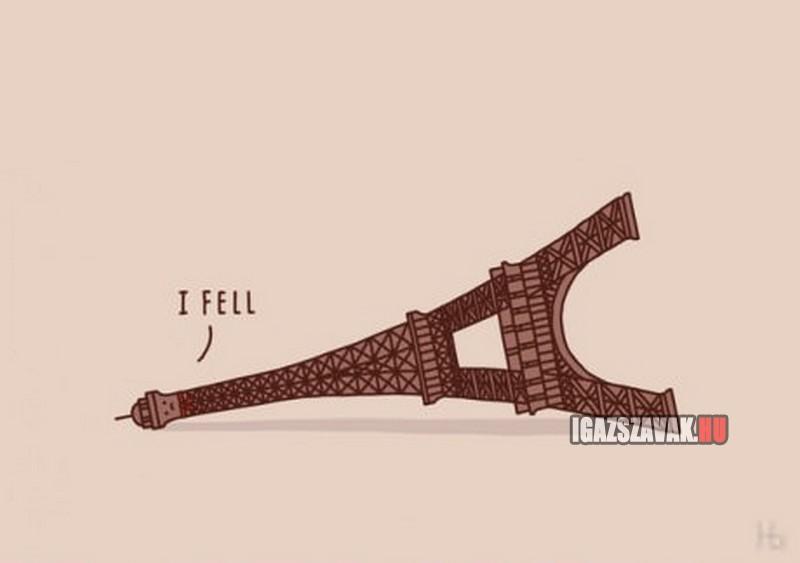 Csak az Eiffel-torony