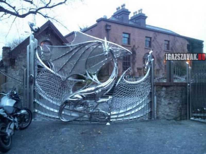 Csodálatos kapu