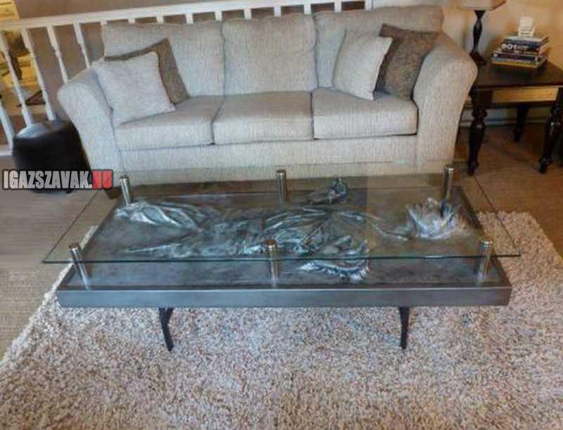 Nekem is kell, egy ilyen asztal a lakásba!