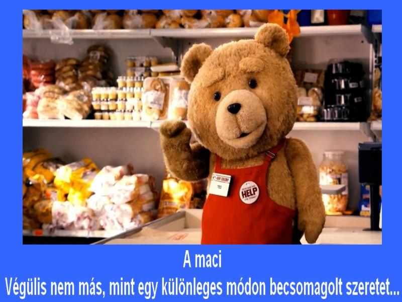 Ted maci