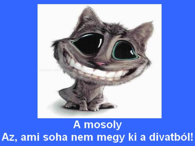 a mosoly