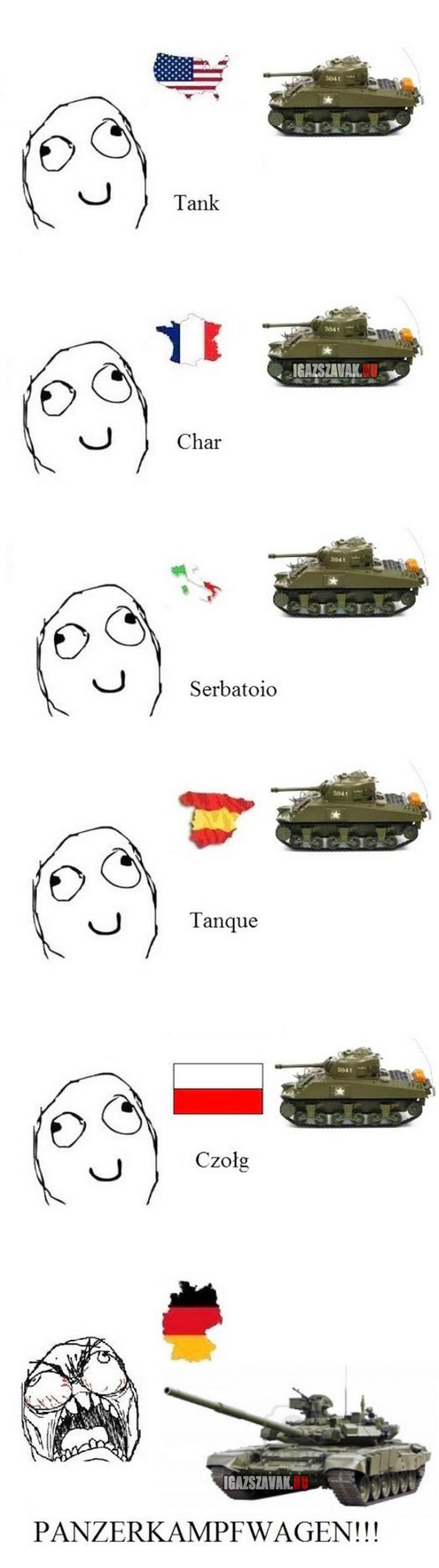a német nyelv szépsége