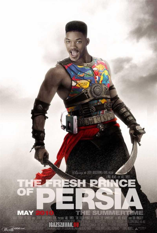 Új Prince of Persia