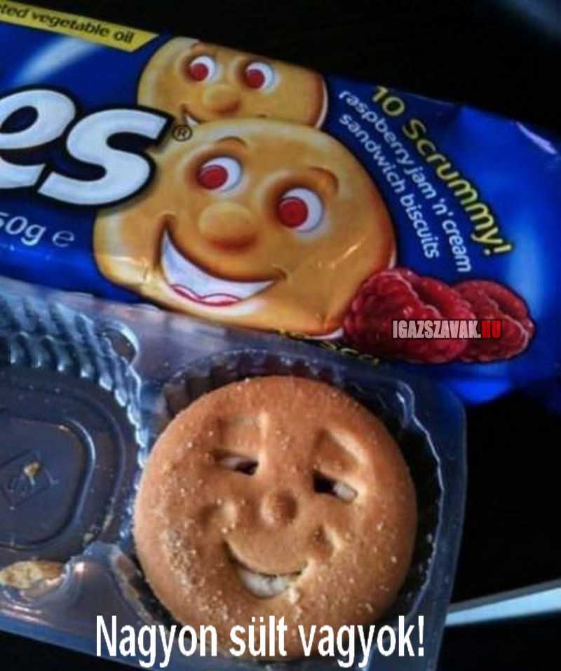 A keksz manapság