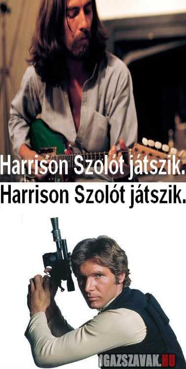 Harrison és Szoló