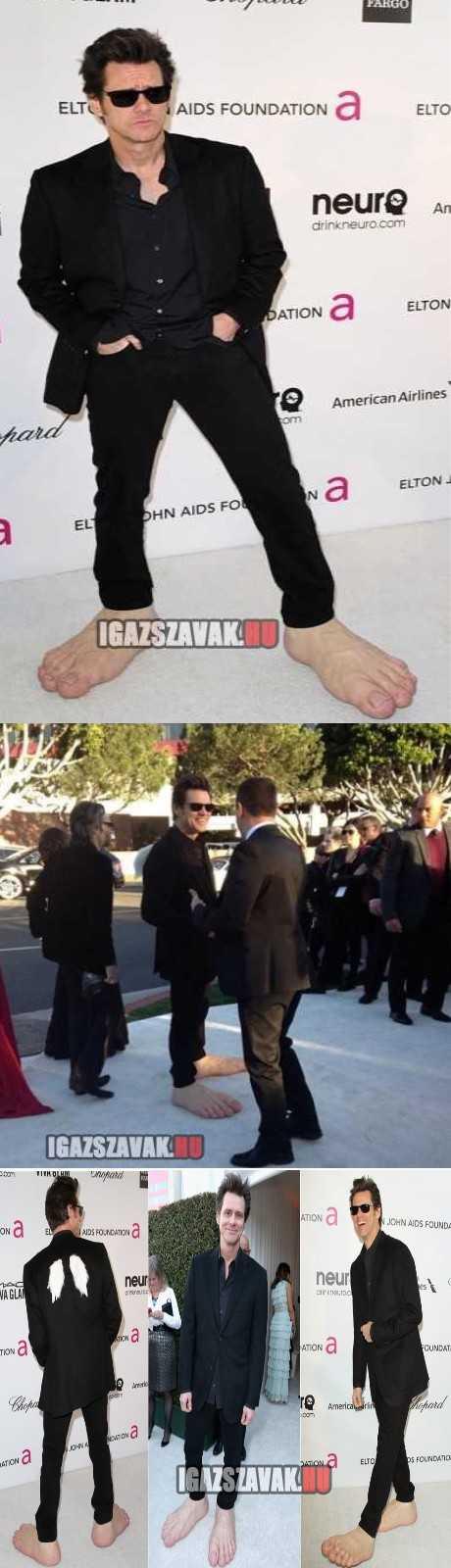 Jim Carrey az Jim Carrey
