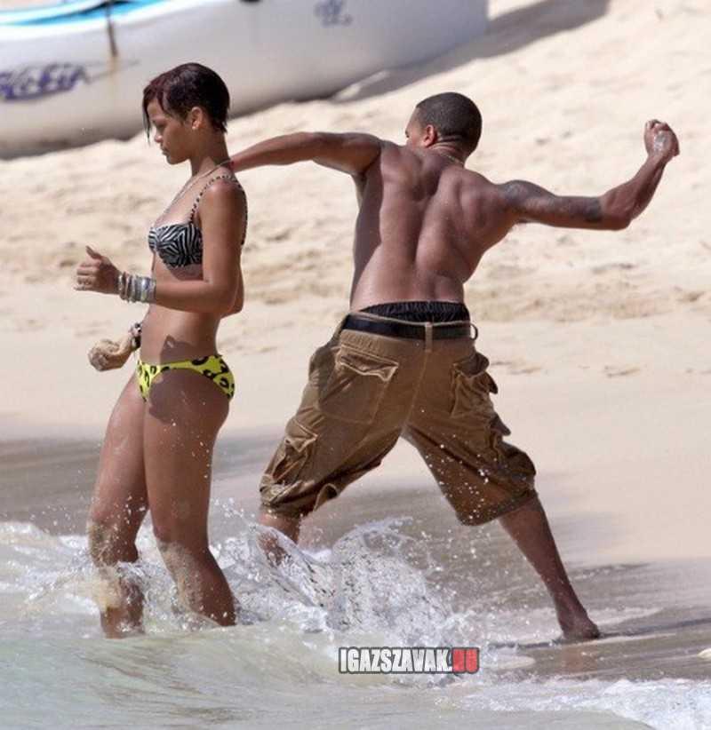 Rihanna vigyázz