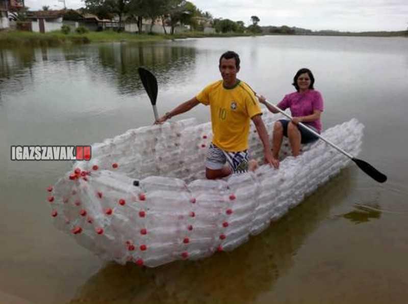 ez aztán az újrahasznosítás