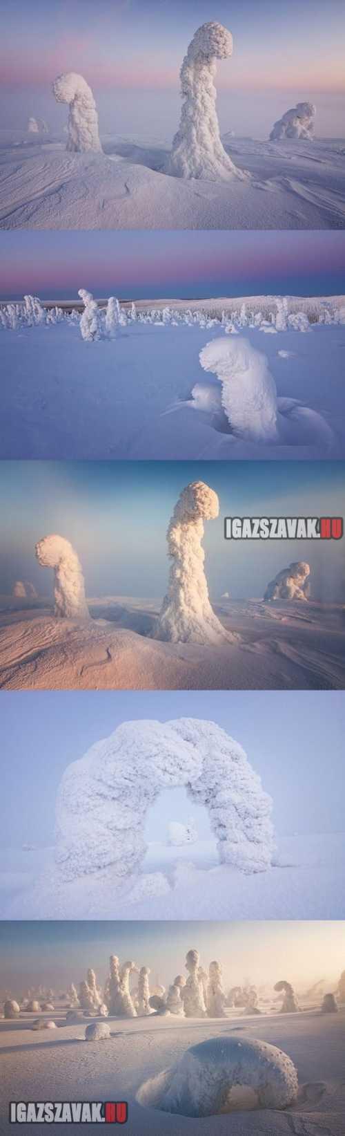 földönkívüli alakzatok finnországban
