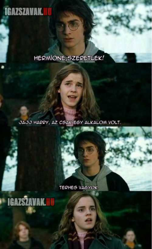 hermione szeretlek