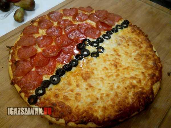 pizza téged választalak